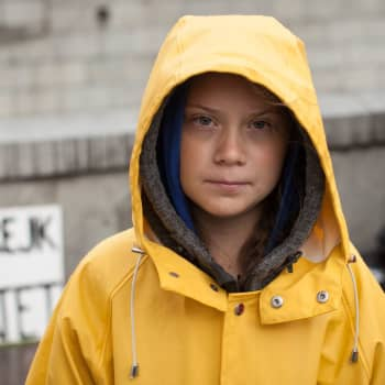 """""""Vi säger så mycket men gör ingenting"""" - ett program om Greta Thunberg"""