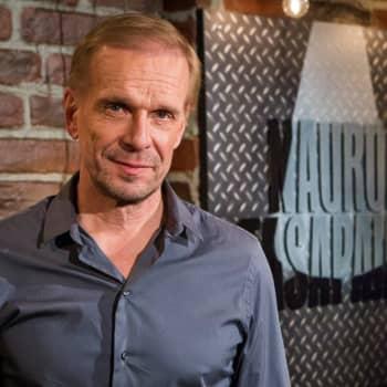 Näyttelijä Jukka Puotila - Puoti kiinni ja tila myyntiin.