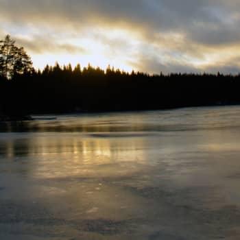 Luonto-Suomen jääilta