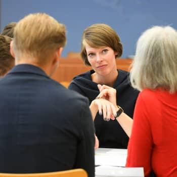 Saksalainen Eurooppa-aktivisti kritisoi Saksan EU-politiikkaa