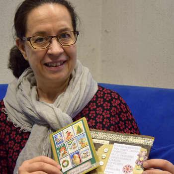 Ihanien Ilahduttajien Britt Langrev juhlii itsenäisyyspäivää Linnassa