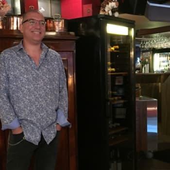 Ravintolassa syöminen on Suomessa kallista, sanoo Sunnuntaivieras, ravintoloitsija Kiril Georgijev