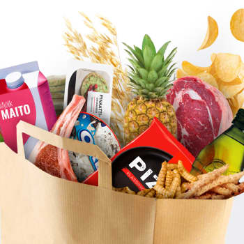 Hypermarketissa - ovatko jopa sadat vaihtoehdot tarpeen?