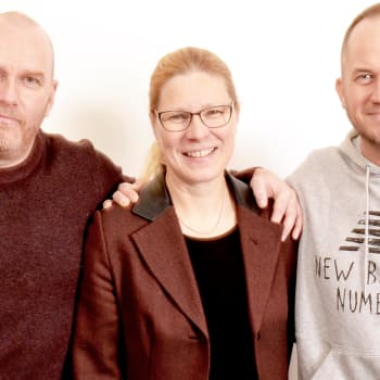 Vieraana Marjo Matikainen-Kallström