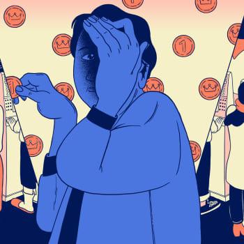 Skammen över att vara beroende - spelandet satt familjens framtid på spel: Mattias