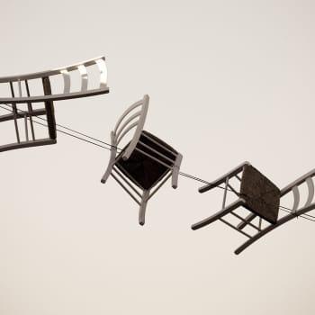 Tapio Anttila palkittiin Kaj Franck -muotoilupalkinnolla: Pieneneviin asuntoihin tarvitaan keveitä ja monikäyttöisiä huonekaluja