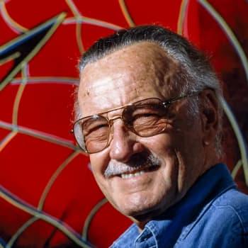 Minkä supervoiman haluaisit – Tribuutti Stan Leelle