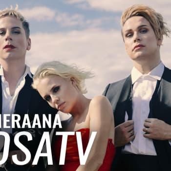 ToosaTV vieraana: Meiltä on tilattu jo kolmas kausi