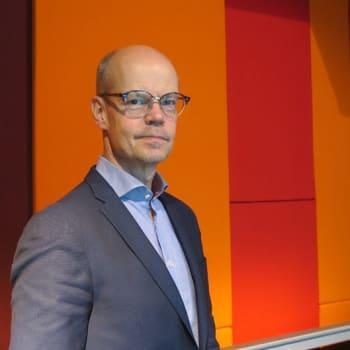 Opetushallituksen pääjohtaja Olli-Pekka Heinonen - Isänpäivänä saa olla ylpeä siitä, että on isä