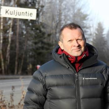 Mika Kulju: Sotakirjan kirjoittaminen on maratonjuoksu