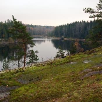 Luonto-Suomen syksy