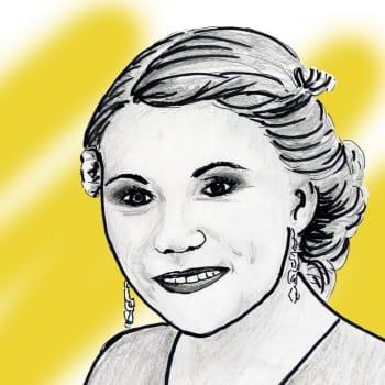 Liselott Lindström, miten Zimbabwessa voi pärjätä, kun käteinen loppuu kaikilta?