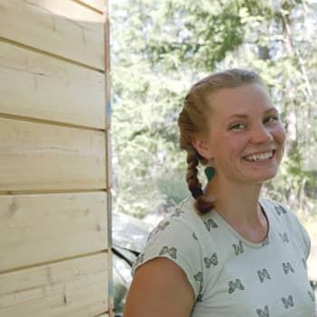 Kemikaaliyliherkkä Jenni Sirainen: Toivon myrkyttömän mobiilikotini tuovan terveyttä ja laajentavan reviiriä