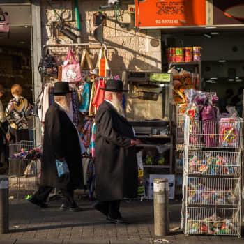 Kenelle Israel kuuluu?