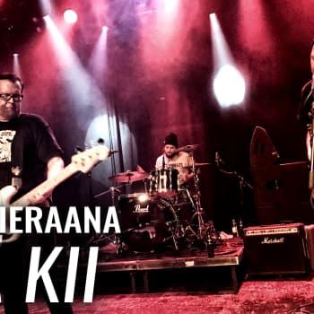 Pää Kii -albumin ennakkokuuntelu Teemu Bergmanin ja Vekku Vartiaisen kanssa