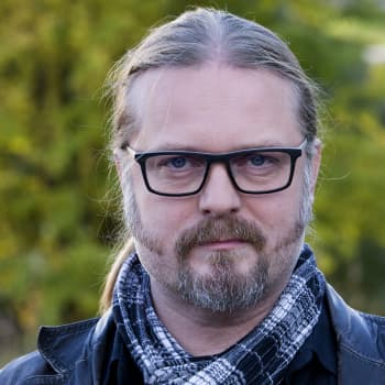 Marko Hautala kertoo romaanistaan Leväluhta