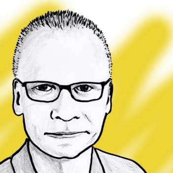 Mika Hentunen, miksi tuomariehdokas räyhää televisiossa Yhdysvalloissa?