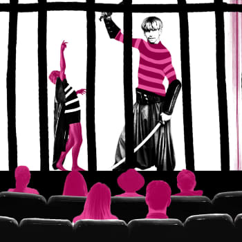 Teatteri avaa vankilan muurit