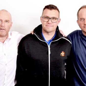 Vieraana Jokereiden pelaajakoordinaattori Janne Vuorinen