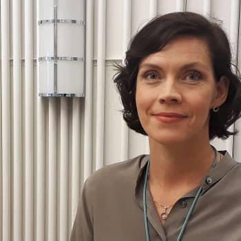 Journalismin akatemian suunnittelija Riitta Jäälinoja-Jussila