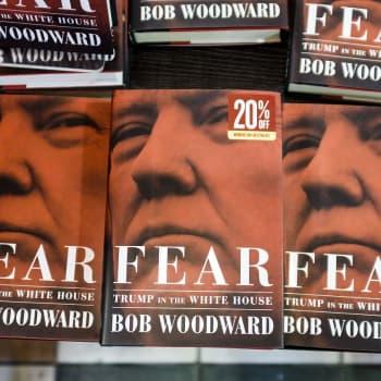 Pelkoa Valkoisessa talossa - joko paljastukset vaikuttavat Trumpin kannatukseen?