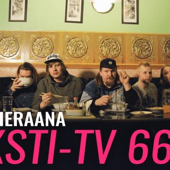 Teksti-TV 666 vieraana: Tässä maassa on älyttömän määrätietoisia, kunnianhimoisia ja lahjakkaita muusikoita