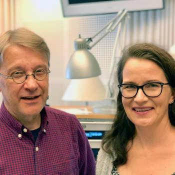 Toimittaja Tom Kankkonen