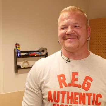Sunnuntaivieras Sami Elovaara oli ammattilaisnyrkkeilijä, joka ajautui rikolliseksi