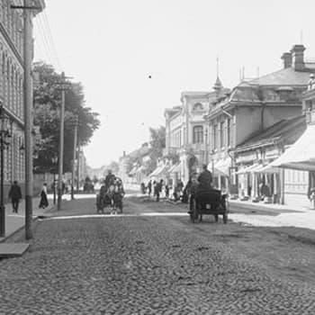 Seksityöläiset 1800-luvun alun Turussa