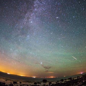 Meteoriitteja löytyy jokaiselta peltikatolta