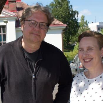 Paula möter Pekka Sauri