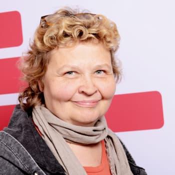 Radio Suomen tuottaja Hannele Kurkela