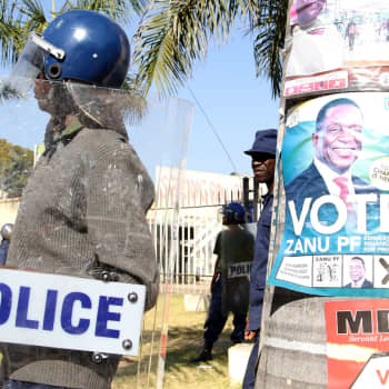Afrikan vaikea demokratia - tapaus Zimbabwe