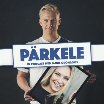 Janne Grönroos intervjuar den svenska komikern Johanna Wagrell
