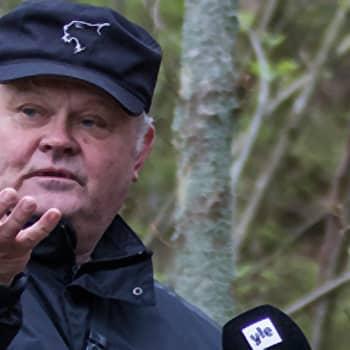 Jarmo Nieminen Metsäradion henkilökuvassa