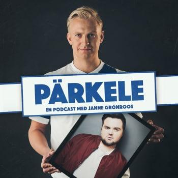 Janne Grönroos intervjuar den svenska komikern Carl Stanley