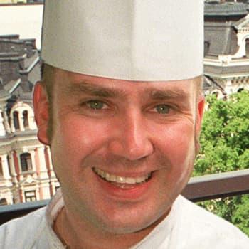 Kuusi kuvaa keittiömestari ja luomututkija Jaakko Nuutilan elämästä