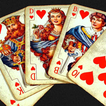 Kortti toi ja vei rahat savottakämpillä