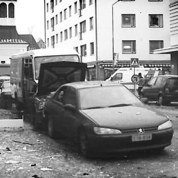 Knapphandlarens hämnd, del 3: En resa genom Europa och deep throat på polisen