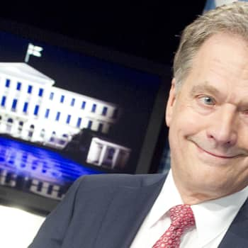 """""""Naantalin Sauli"""" eli tasavallan presidentti soitti MM-futis 24h -lähetykseen - voittajaksi veikkaa Saksaa"""