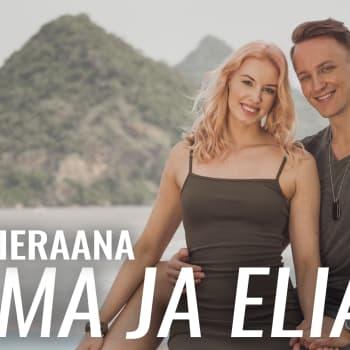 Vieraana Temptation Island Suomen Vilma ja Elias: Luottamus ei ole vieläkään sillä tasolla, millä sen pitäisi parisuhteessa olla