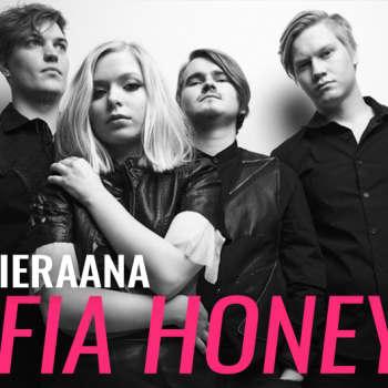 Vieraana Mafia Honey: Sadantuhannen Me too -päivityksen lukeminen johti vihaiseen biisiin
