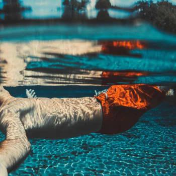 Osaatko uida?