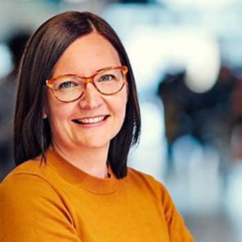 Toimittaja Anna Patronen