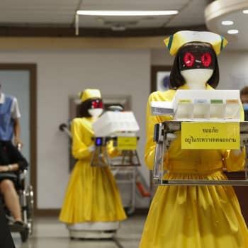 Viekö tulevaisuus meiltä työn?