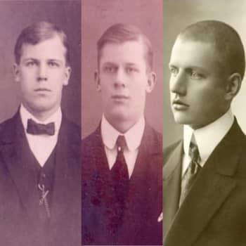 De hemliga släktingarna - en berättelse om mord och död 1918 med långtgående följder