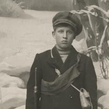 Sisällissota 1918 - punaiset muistot: Isoveli valkoisten puolella (Gabriel Lätti, Tolkkinen)