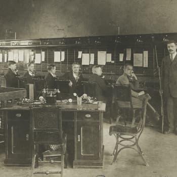 Sisällissota 1918 - punaiset muistot: Muurari piti Haminan pyörimässä (Aleksander Pekkanen)