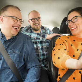 Radio Suomen Päivä: Ryhdy yrittäjäksi - mutta älä epäonnistu