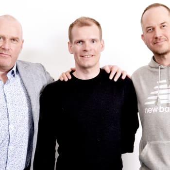 Vieraana paralympiamitalisti Ilkka Tuomisto